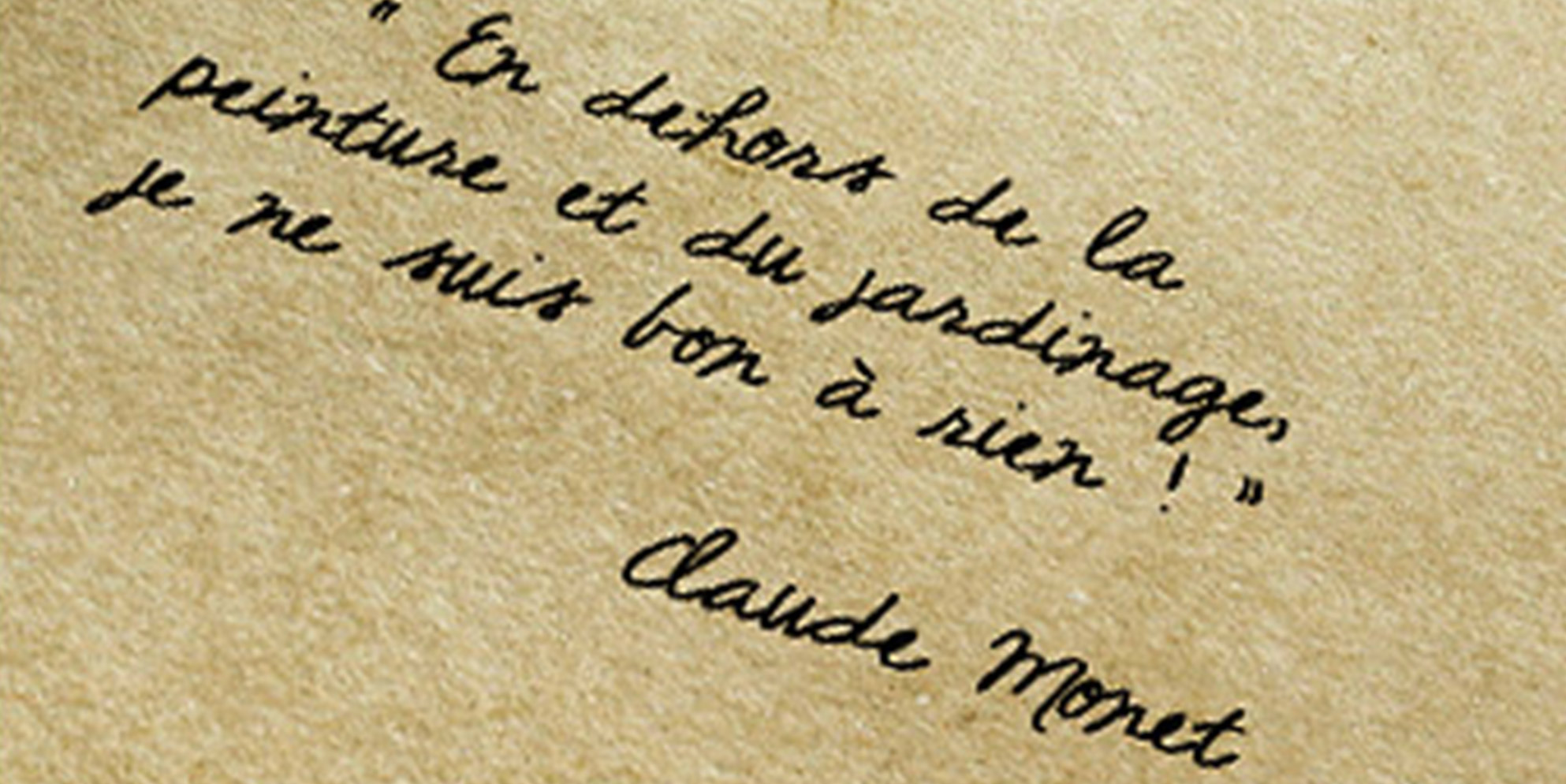 fondation claude monet quotations fondation claude monet