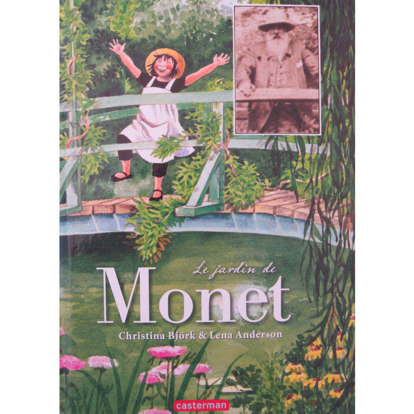 Fondation claude monet le jardin de monet fondation for Jardines monet