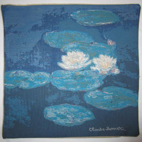 Fondation Claude Monet Housse De Coussin Monet Effet Du