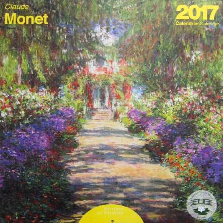 calendrier-2017-claude-monet