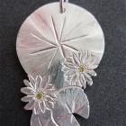 collier-avec-pendentif-nympheas-argent-2